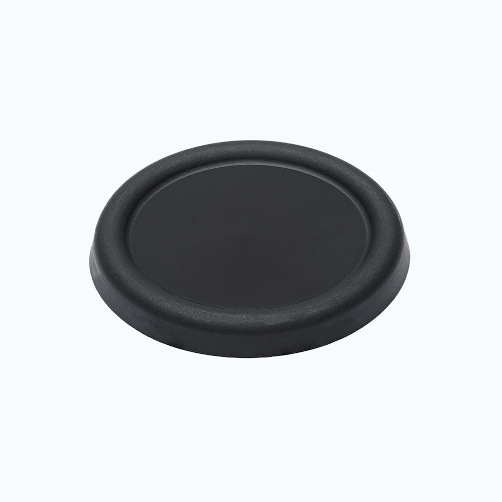BetterSelection<sup>TM</sup> PP Flat Lids for Round Flanged Top Containers