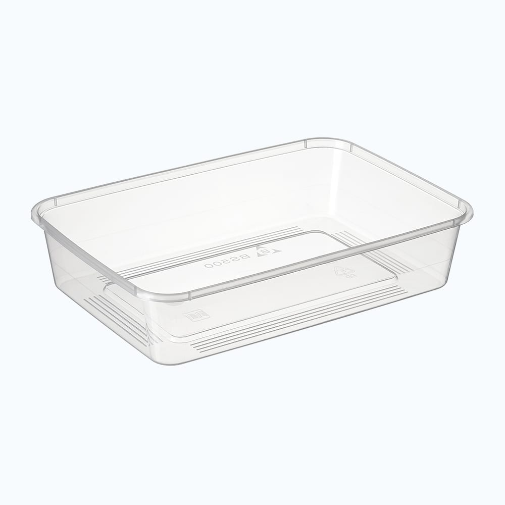 BetterSelection® PP Rectangular Container