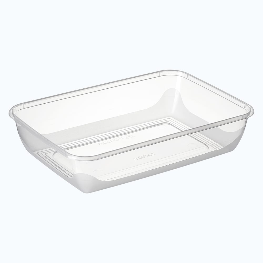 BetterSelection® PP Rectangular R-Series Container