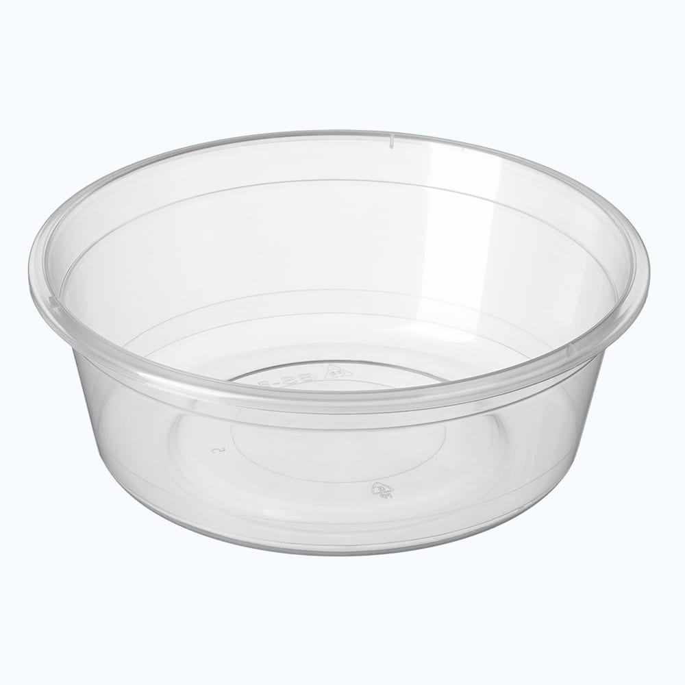 BetterSelection® PP Round Container