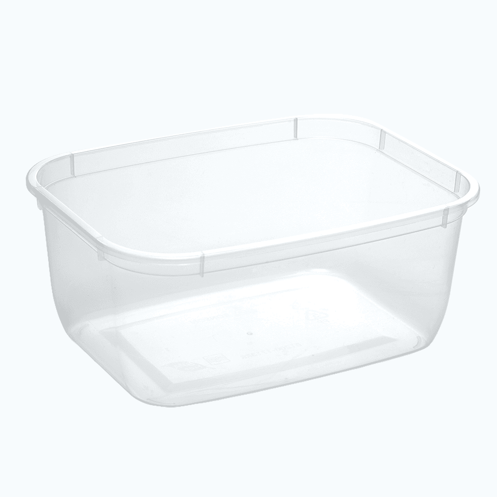 Bonware® PP Rectangular Container