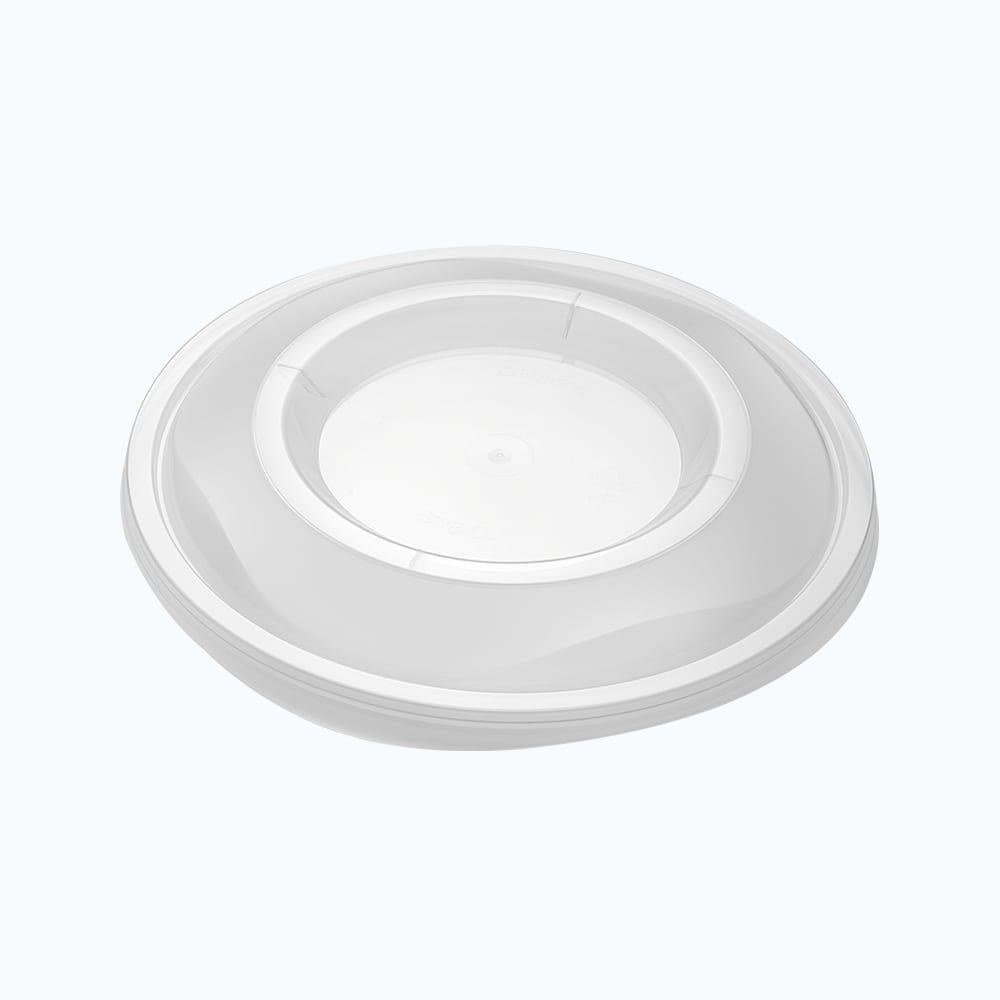 BetterSelection® PP Bowl Raised Lid