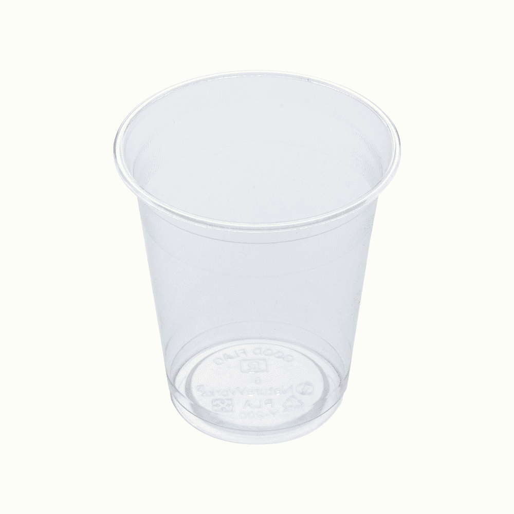 BioChoice<sup>TM</sup> PLA Clear Cold Cups