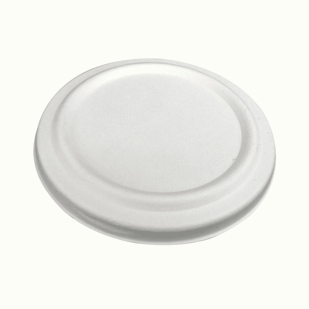 BioChoice<sup>TM</sup> Sugarcane Flat Lid for Bowls