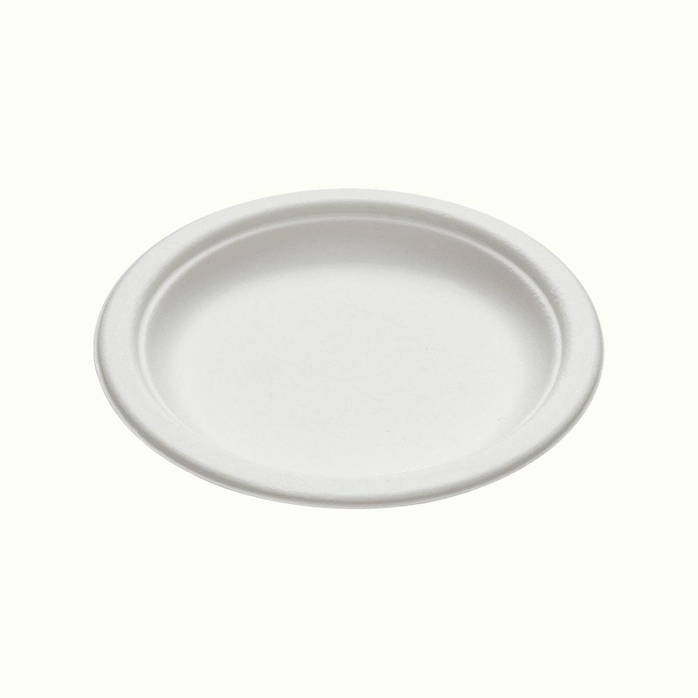 BioChoice<sup>TM</sup> Sugarcane Round Plates