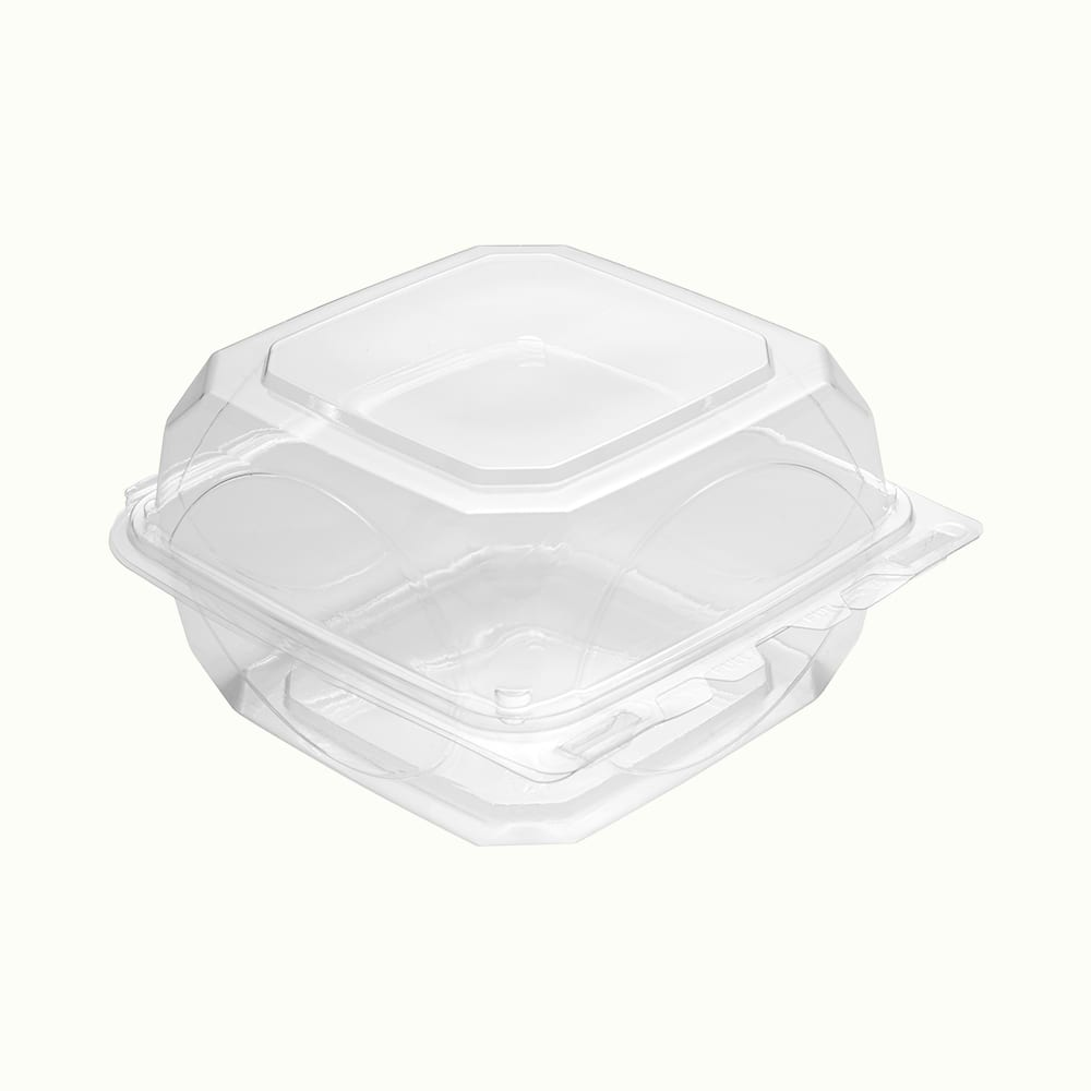 RePlay<sup>TM</sup> rPET Hinged Lid Meal Boxes