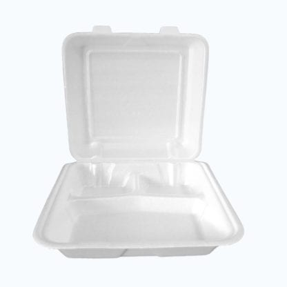 foam-square-hinged-lid-3-compt-containers-meal-box
