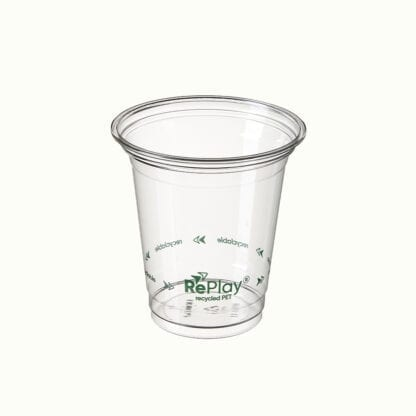 replay-recycled-rpet-clear-cold-cup-with-logo-print