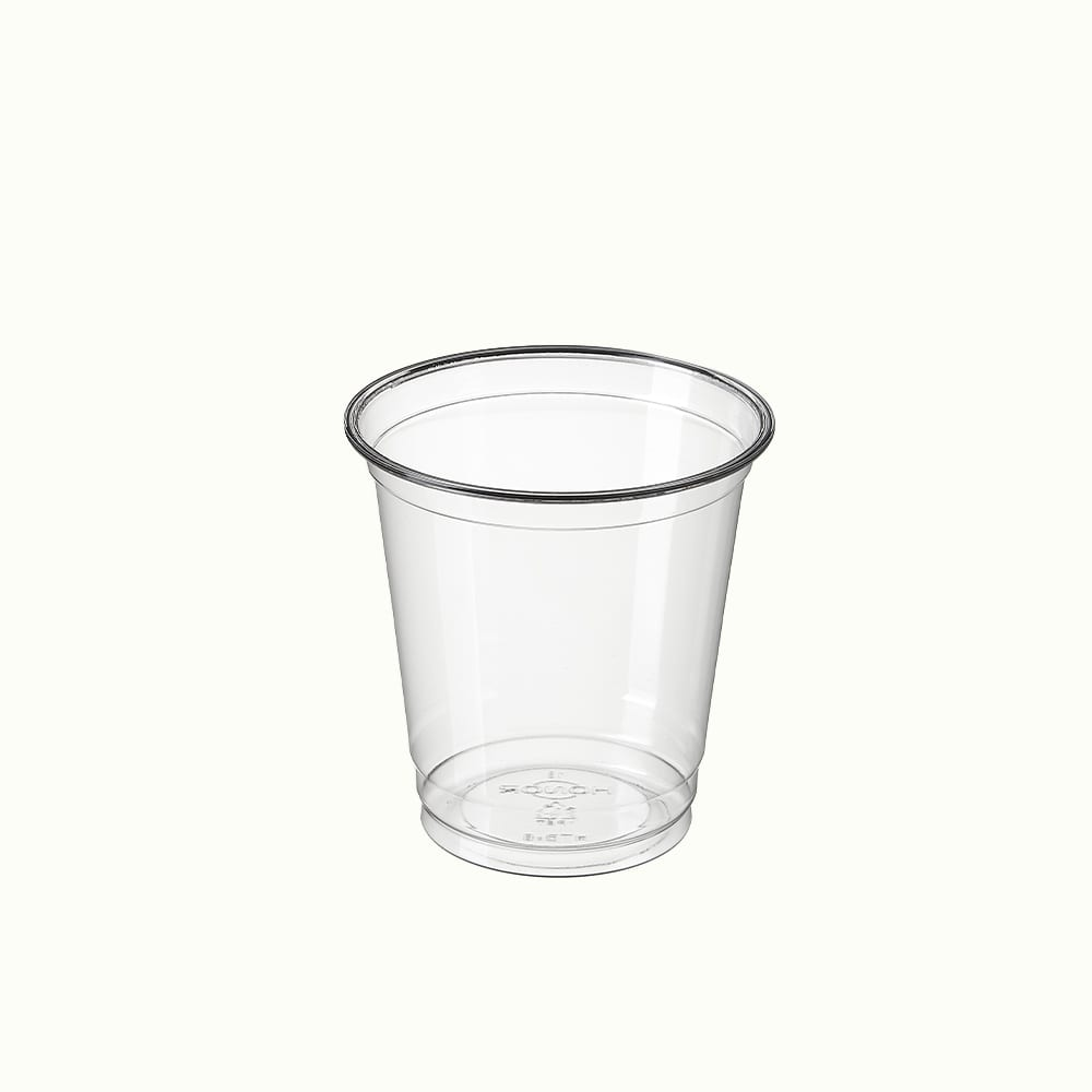 RePlay<sup>TM</sup> rPET Clear Cold Cups