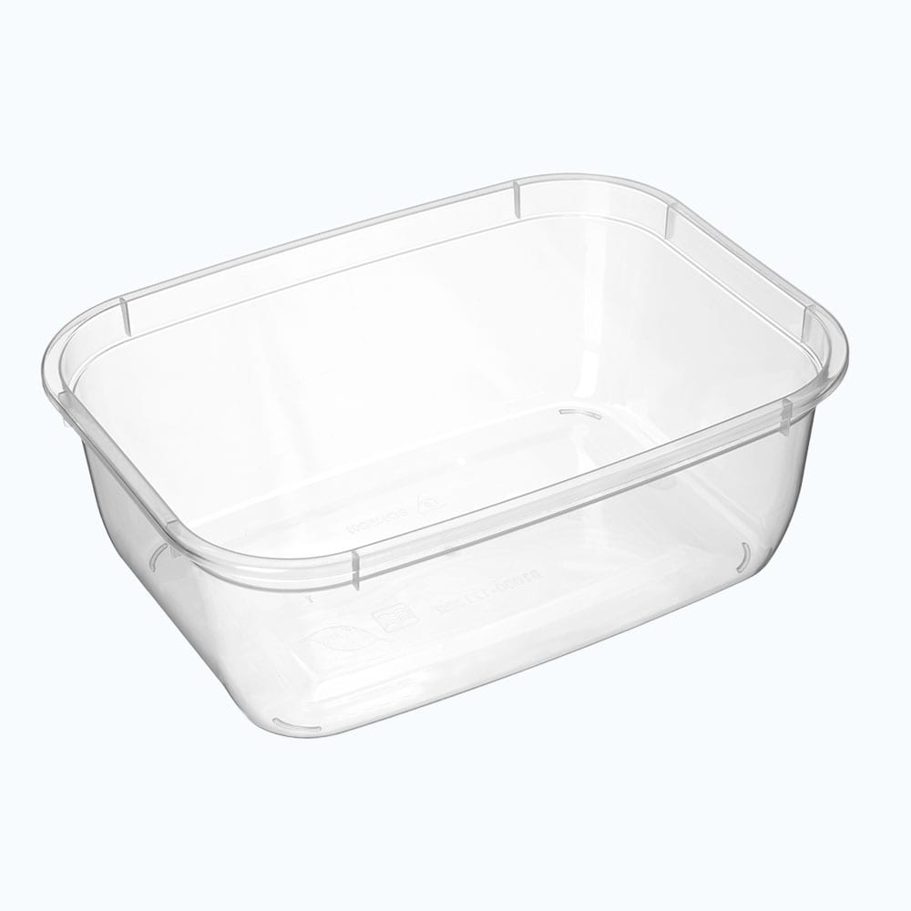 BonWare<sup>TM</sup> PP Rectangular Storage Containers